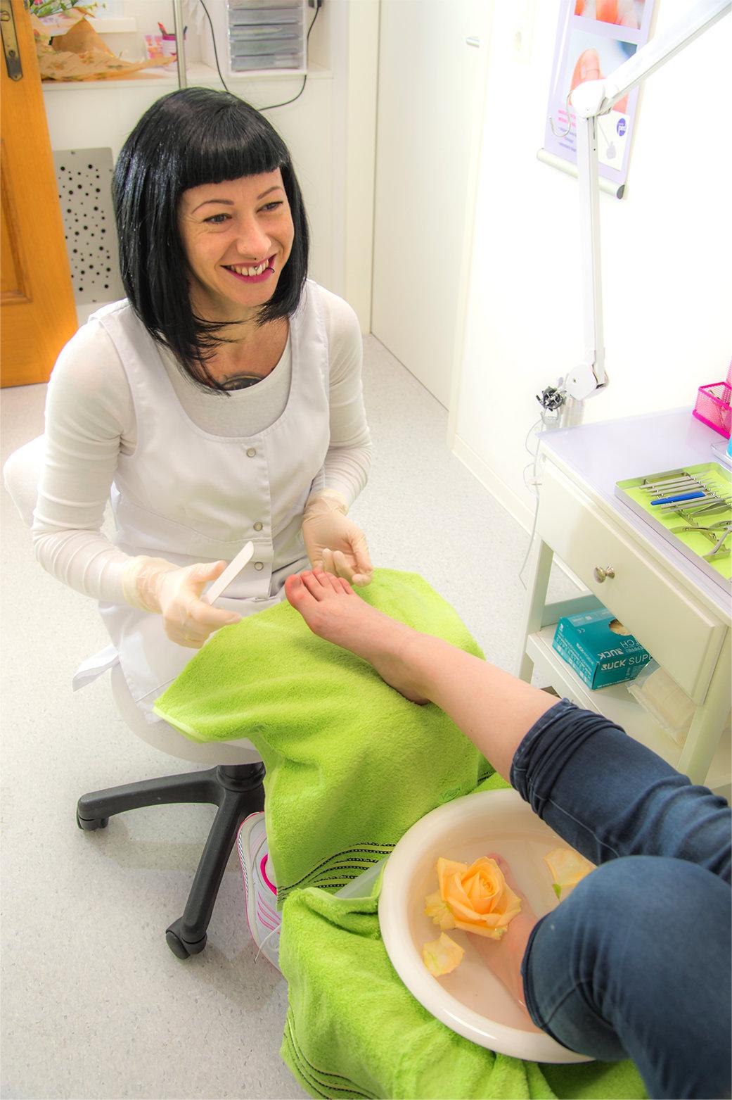 Julias medizinische Fußpflege in NeuhofenYbbs